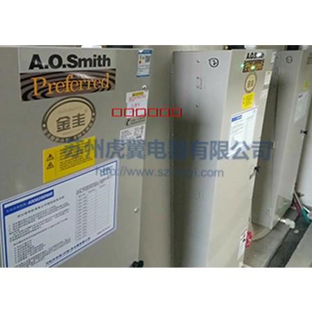 燃气热水器系统案例